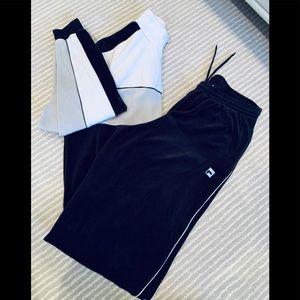 Men's Fila Track suit